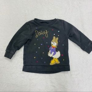 Daisy Duck Disney Sweatshirt